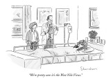 """We're pretty sure it's the West Nile Virus."" - New Yorker Cartoon Premium Giclee Print by Danny Shanahan"