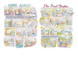 Home Alone: The Final Chapter - New Yorker Cartoon Premium Giclee Print by Roz Chast
