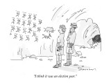 """I think it was an election year."" - New Yorker Cartoon Premium Giclee Print by Danny Shanahan"