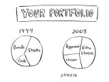 Your Portfolio. - New Yorker Cartoon Premium Giclee Print by David Sipress