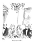 """Beauty is life's E-Z Pass."" - New Yorker Cartoon Premium Giclee Print by Marisa Acocella Marchetto"
