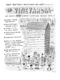 The Vineyardia - New Yorker Cartoon Premium Giclee Print by Roz Chast
