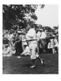 Bobby Jones, 1929 U.S. Open at Winged Foot Golf Club Premium Photographic Print by Unknown Unknown