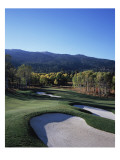 Osprey Meadows Golf Course, Hole 16 Premium Photographic Print by Stephen Szurlej