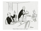 Gourmet - July, 1947 Regular Giclee Print by BO Brown