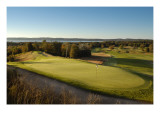 Crystal Downs Country Club, scenic view Regular Photographic Print by Dom Furore