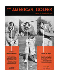 The American Golfer May 1932 Premium Giclee Print by Unknown Unknown