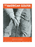 The American Golfer March 1931 Regular Giclee Print by Unknown Unknown