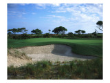Kiawah Island Resort Ocean Course, Hole 2 Premium Photographic Print by J.D. Cuban