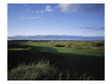 Carnoustie Golf Links Premium Photographic Print by Stephen Szurlej