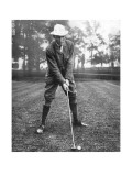 HJ Whigham, The American Golfer May 1928 Regular Photographic Print by Edwin Levick