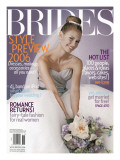 Brides Cover - November, 2005 Regular Giclee Print by Ericka McConnell