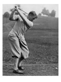 Bobby Jones, The American Golfer May 1932 Regular Photographic Print by Edwin Levick