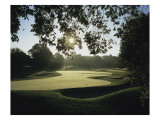 Arbor Links Golf Club, Hole 9 Premium Photographic Print by Stephen Szurlej