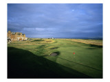 Royal Troon Golf Club, Hole 18 Premium Photographic Print by Stephen Szurlej