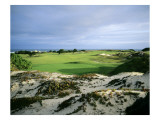 Pacific Grove Municipal Golf Links Premium Photographic Print by Stephen Szurlej