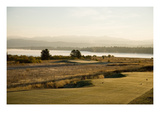 Osprey Meadows Golf Course, Hole 6 Regular Photographic Print by Stephen Szurlej