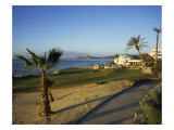 Cabo Real Golf Course, Hole 15 Premium Photographic Print by Stephen Szurlej