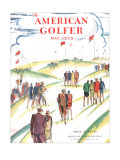The American Golfer May 1929 Regular Giclee Print by Frank Boyd