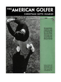 The American Golfer December 1931 Regular Giclee Print by Unknown Unknown