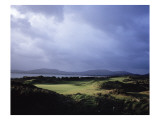 Waterville Golf Club, Hole 18 Premium Photographic Print by Stephen Szurlej