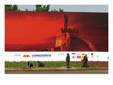 Pine Valley Beijing Open Billboard Premium Photographic Print by J.D. Cuban