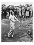 Henry Cotton, American Golfer August 1934 Regular Photographic Print by Unknown Unknown