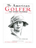 The American Golfer November 3, 1923 Regular Giclee Print by James Montgomery Flagg