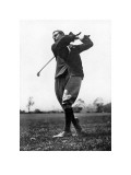 Harry Vardon, The American Golfer March 1931 Premium Photographic Print by Unknown Unknown