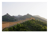 Great Wall of China Premium Photographic Print by J.D. Cuban