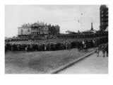 St. Andrews, Old Course, Hole 18 Premium Photographic Print by Unknown Unknown