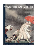 The American Golfer September 1929 Regular Giclee Print by Unknown Unknown