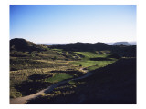 Black Mesa Golf Club, Hole 12 Regular Photographic Print by Stephen Szurlej