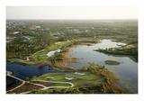 Medalist Golf Club, Holes 15 and 16 Regular Photographic Print by Stephen Szurlej