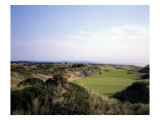 Bandon Dunes Golf Course, Hole 5 Premium Photographic Print by Stephen Szurlej