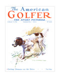 The American Golfer February 9, 1924 Regular Giclee Print by James Montgomery Flagg