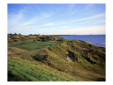 Whistling Straits Golf Club, Hole 12 Premium Photographic Print by Stephen Szurlej