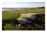 Monterrey Peninsula Country Club Regular Photographic Print by J.D. Cuban