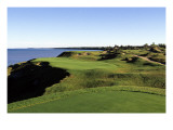 Whistling Straits Golf Club Irish Course, Hole 12 Premium Photographic Print by Dom Furore