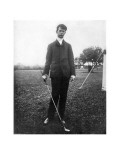 Louis N. James, The American Golfer November 1928 Regular Photographic Print by Edwin Levick