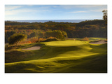 Crystal Downs Country Club, atop a hill Regular Photographic Print by Dom Furore