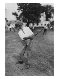 Bobby Jones, 1916 U.S. Amateur at Merion Cricket Club Premium Photographic Print by Unknown Unknown