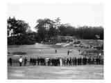 Country Club of Brookline, Hole 13 Regular Photographic Print by Unknown Unknown