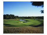 Valhalla Golf Club, Hole 17 Premium Photographic Print by Stephen Szurlej