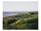 Lahinch Golf Club, fairway between dunes Premium Photographic Print by Stephen Szurlej
