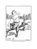 The American Golfer June 14, 1924, Regular Giclee Print by F.W. Freeman