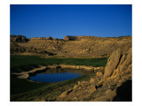The G.C. at Redlands Mesa Premium Photographic Print by Stephen Szurlej
