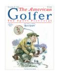 The American Golfer November 29, 1924 Regular Giclee Print by James Montgomery Flagg
