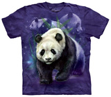 Panda Collage Shirt