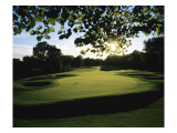 Olympia Fields Country Club North Course, Hole 11 Premium Photographic Print by Stephen Szurlej